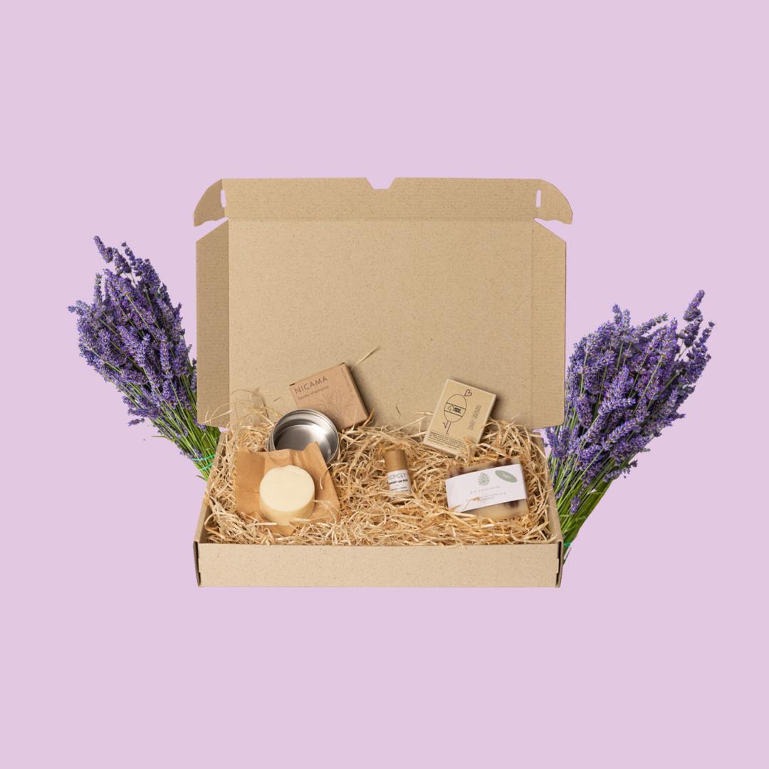 Kosmetik Kit - Nachhaltige Geschenkbox