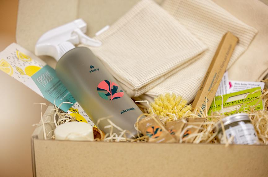 Zero Waste Starterkit - Nachhaltige Geschenkbox